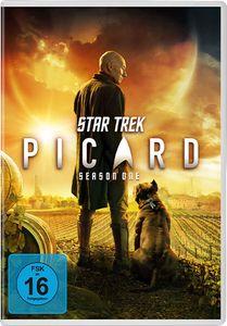 Picard - Staffel #1 (DVD) 4Disc STAR TREK, Min: 460DD5.1WS 10 Episode