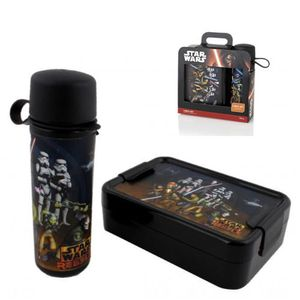 "Star Wars Lunch-Set ""REBELS"" Brotdose+Trinkflasche RCS30590050"