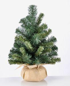Kleiner Künstlicher Weihnachtsbaum 45 cm Tannenbaum Dekoration Weihnachten Deko