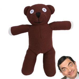 Mr. Bean Teddybär Teddy Stofftier Cartoon Geschenk Film Fernsehen Plüsch 27cm