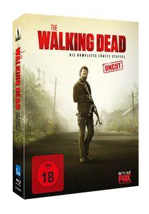 The Walking Dead - Season 5 (Uncut)