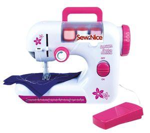 LENA® 42521 - Kinder-Nähmaschine mit Zubehör 4006942840106