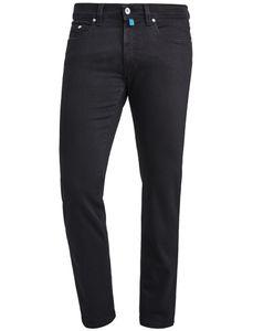 Pierre Cardin Herren Jeans Hose Lyon Trapered Fit Futureflex Black Denim 3451-8880 88 *, Größe:W34/L32, Farbe:88schwarz
