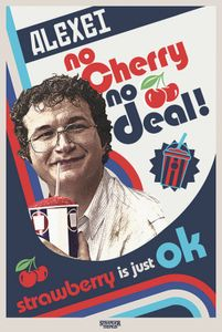 Stranger Things Poster - No Cherry No Deal (91 x 61 cm)