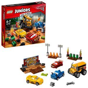 LEGO® Juniors Crazy 8 Rennen in Thunder Hollow 10744
