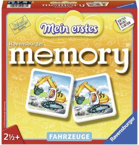 CYE 21437 - Mein erstes memory Fahrzeuge, der Spieleklassiker fr die Kleinen, Kinderspiel fr alle Fahrzeug-Fans ab 2 Jahren
