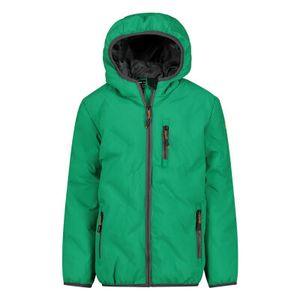 Killtec Jungen Winterjacken in der Farbe Grün - Größe 152