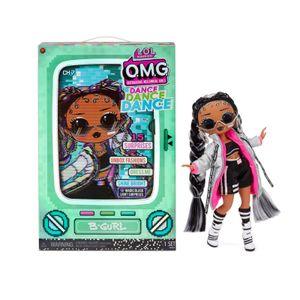 MGA Entertainment L.O.L. Surprise OMG Dance-B-Gurl 0 0 STK