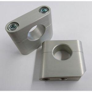Lenkerbefestigung für 28,6mm Lenker mit verschraubter Lenkeraufnahme