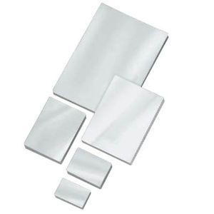LMG Laminierfolien-Set glänzend für A4, A5, A6, A7, 5,4 x 8,6 cm