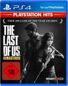 PlayStation Hits: The Last of Us: Remastered [PS4]