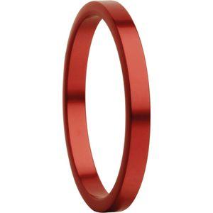 Bering Innenring schmal Aluminium  rot 554-49-X1, Bering Größe:11