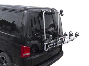 Fahrradträger Shadow für VW T5 Multivan Bus Transporter Bulli 2003-2015 für 3 Fahrräder Räder Heckträger