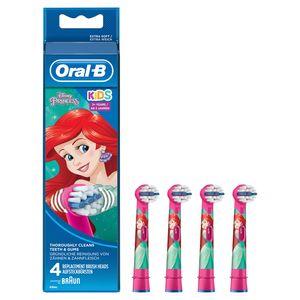 Oral-B Kids Aufsteckbürsten, Motivauswahl nicht möglich, 4 Stück