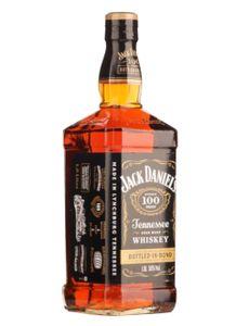 Jack Daniels Bottled in Bond Tennessee Whiskey 1 L