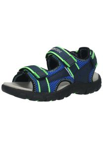 Geox Strada Jungen Sandale in Blau, Größe 32