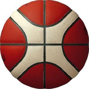 molten BG4000 indoor Basketball FIBA DBB Premium Synthetik Leder GFX, Ballgröße:7, Modell:X (international)
