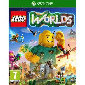 Warner Bros LEGO Worlds, Xbox One, Xbox One, Multiplayer-Modus, E (Jeder), Physische Medien