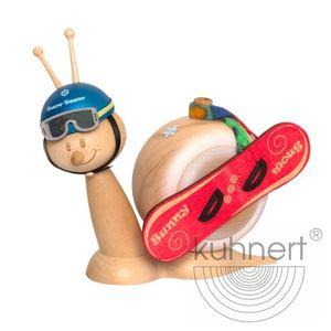 Sunny als Snowboarder Kuhnert 37110