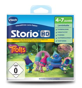 Vtech Trolls HD; 80-271004