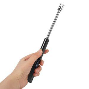 USB Elektrisches Feuerzeug BBQ Lichtbogen Feuerzeug Plasma Stabfeuerzeug Arc Stabfeuerzeug Winddichte Flammenlose
