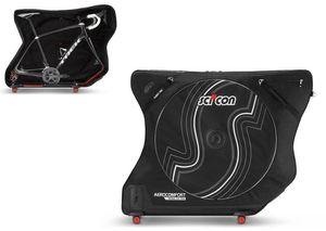 SCICON Soft Case AEROCOMFORT 3.0 TSA ROAD - schwarz