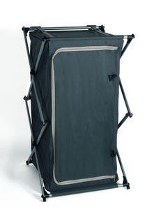 CAMP ACTIVE opvouwbare kast 3 Lagen 95x53x49 cm