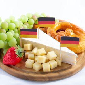 Zahnstocher Deutschland, 50 Stück