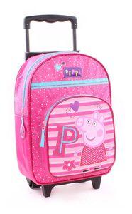 Peppa Pig / Peppy Wutz Rucksacktrolley Trolley