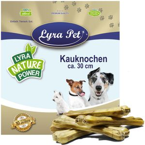 5 Stk. Lyra Pet® Kauknochen ca. 30 cm