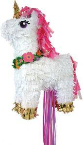 Amscan piñata einhorn 50 cm weiß