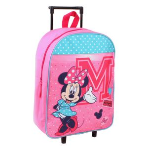 Vadobag Trolley, Kinderkoffer Minnie Maus