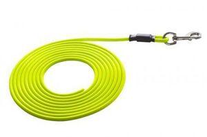 Hunter Suchleine Convenience Round, 8/1200 cm, neongelb ohne Handschlaufe