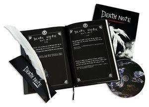 Death Note Notizbuch + CD