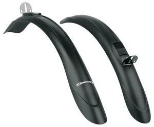 SKS Beavertail Schutzbleche Set 26-28  Größe 26-28 schwarz
