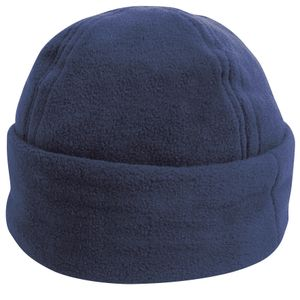 Result Uni Winter Fleece-Mütze RW3249 (M) (Marineblau)