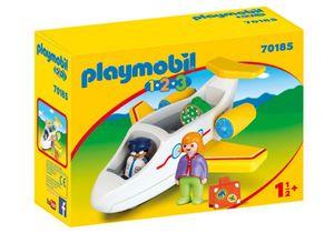PLAYMOBIL Passagierflugzeug, 70185