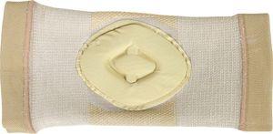 Kniebandage Bambus auch für sportliche Aktivitäten Bandage Damen bis 46 cm Knieumfang