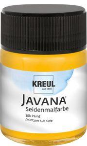 Javana Seidenmalfarbe sonnengelb
