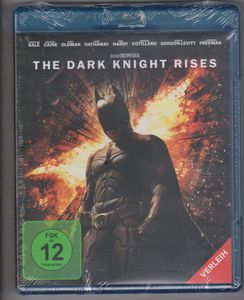 Batman - The Dark Knight Rises Verleih-DVD