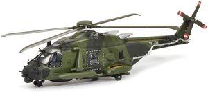 Schuco 452646600 NH90 Helikopter BW, Modellhubschrauber, Military, 1:87, matt Olive