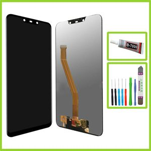 Für Huawei Display MATE 20 Lite SNE-LX1 SNE-LX2 SNE-LX3 LCD Touchscreen black +WERKZEUG