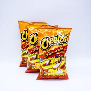 Frito-Lay 3 x CHEETOS FLAMIN' HOT CRUNCHY 680 g