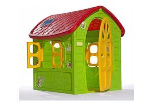 Thorberg Spielhaus Kinderspielhaus Kinderhaus 120x113x111cm EXTRA groß
