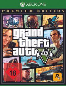 Grand Theft Auto V (Premium Edition) - Konsole XBox One