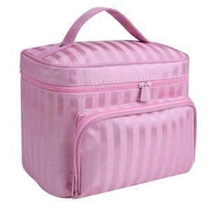 Multifunktionale wasserdichte Reiseaufbewahrungstasche Kosmetiktasche mit großer Kapazität LSU201215333