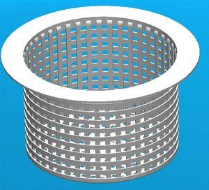 Filterkorb zu Regentonne / Regenwassertank - Premier Tech Aqua Modena