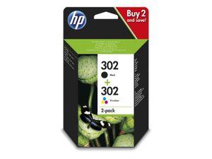 HP Patrone Nr.302 black + color Twinpack X4D37AE