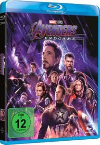 Avengers - Endgame [Blu-Ray]