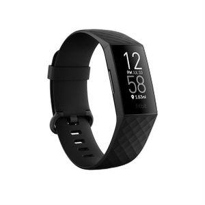 Fitbit Charge 4 schwarz 0 MB Bluetooth Klassisch